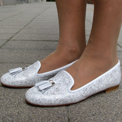 Alexandra ezüst balerina