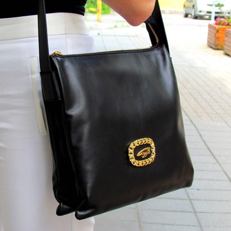 Cango & Rinaldi arany átdobós táska