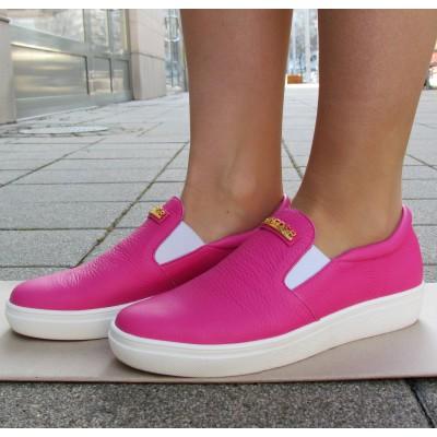Cango & Rinaldi pink slipon