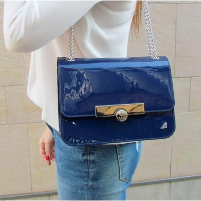 Cango&Rinaldi kék átdobós táska