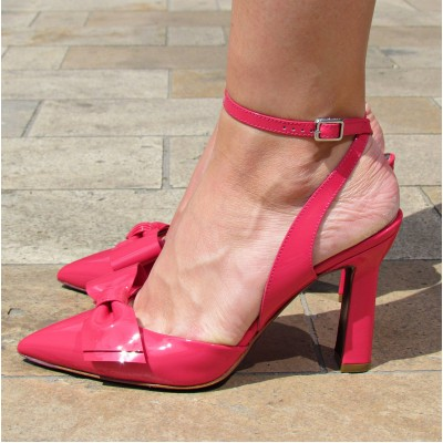 Giorgio Fabiani pink magassarkú