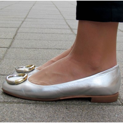 Gabriele ezüst balerina