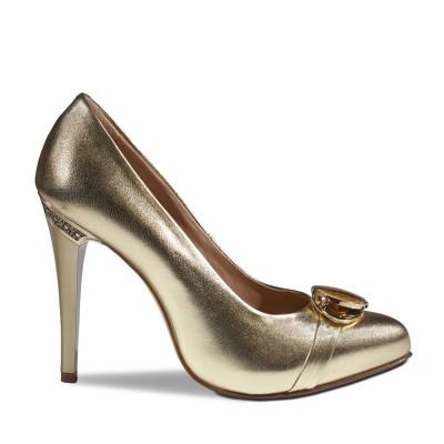 Marino Fabiani Arany magassarkú cipő