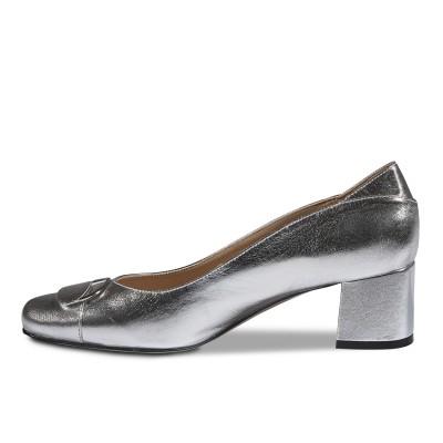 Nouchka ezüst cipő