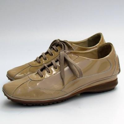 Pascucci barna fűzős cipő