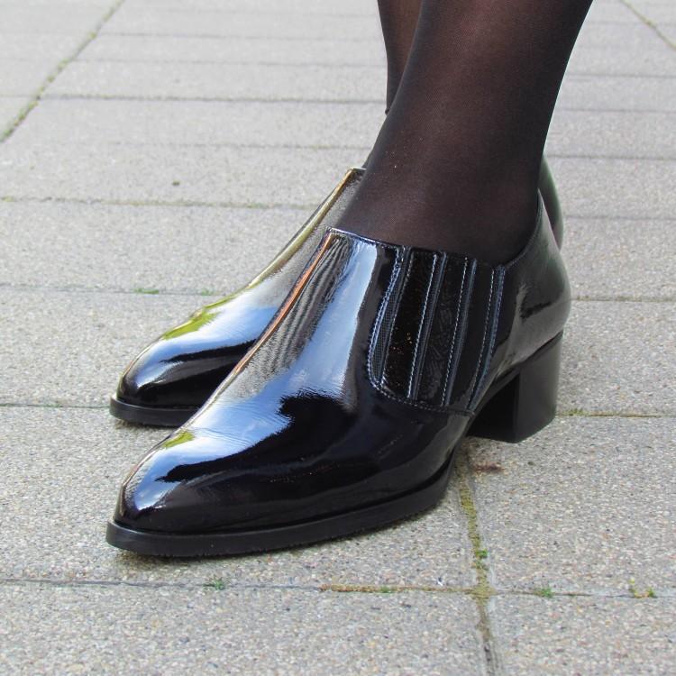 Pertini éjkék cipő