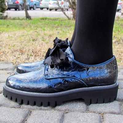 Pertini sötétkék cipő