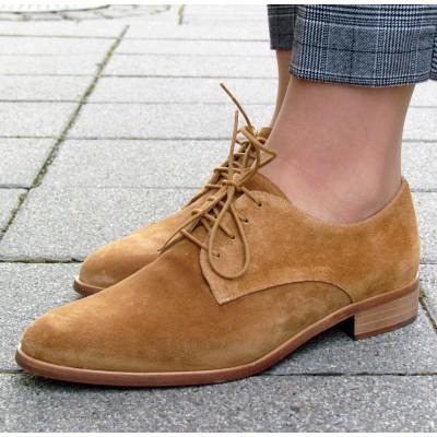 Pertini csau velúr cipő