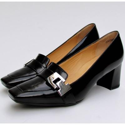Peter Kaiser fekete cipő