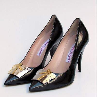 Giuliano Venanzi éjkék cipő