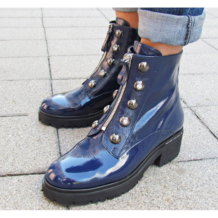 Zocal kék bakancs