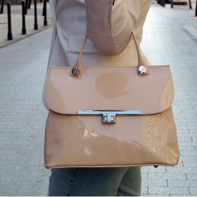 Zocal krém színű táska