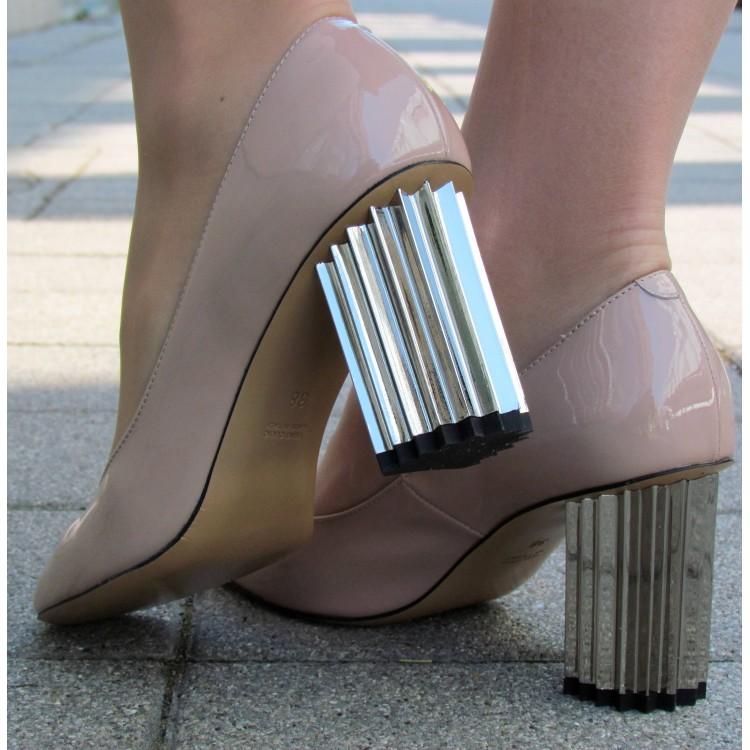 Zocal púder alkalmi cipő